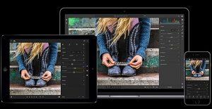 قابلیت های برنامه Adobe Photoshop Express اندروید